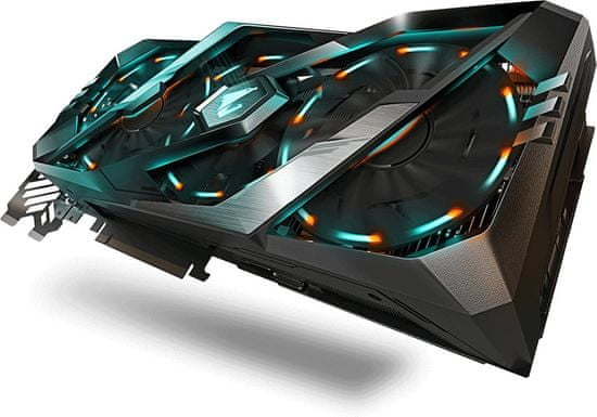 GIGABYTE AORUS GeForce RTX2080 Ti, 11GB GDDR6