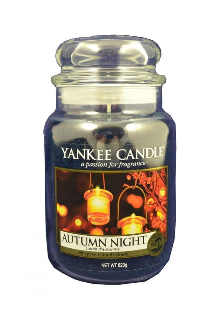 Yankee Candle Classic velký 623 g Autumn Night