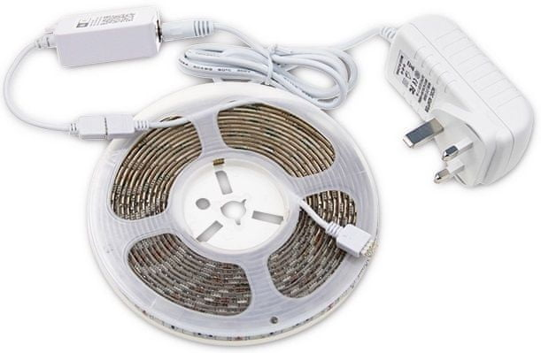 iQ-Tech SmartLife WL005, Wi-Fi LED pásek, 5 m