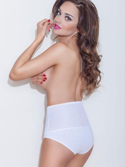Mitex Sťahovacie prádlo Iga plus white, biela, 3 XL
