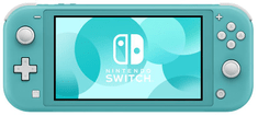 Nintendo Switch Lite igralna konzola, turkizna