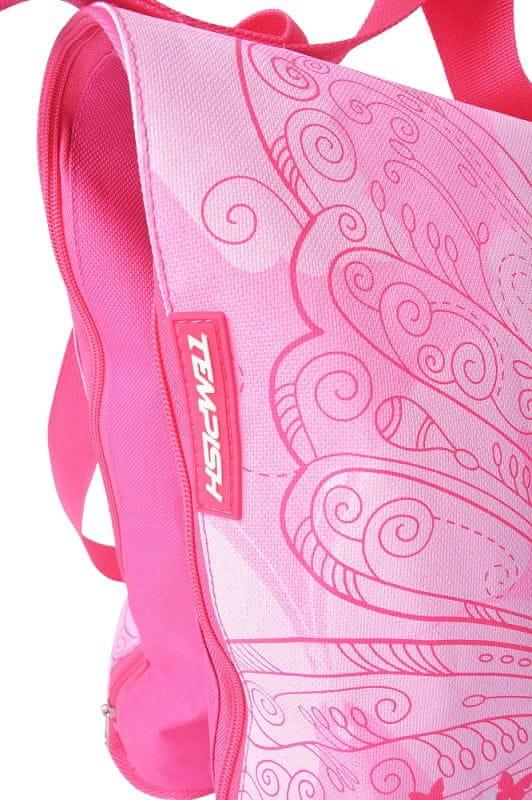TEMPISH Skate Bag new - taška na brusle růžová