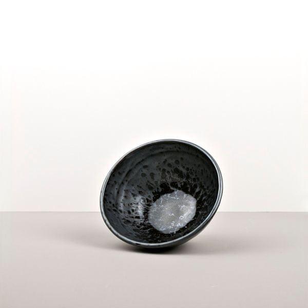MIJ Black Pearl mísa 16 cm černá