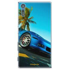 iSaprio Plastový kryt - Car 10 pro Sony Xperia XZ