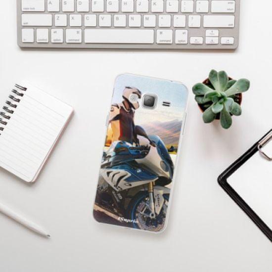 iSaprio Plastový kryt s motivem Motorcycle 10