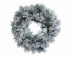 Kaemingk adventni venček Vancouver, zasnežen, 50 cm