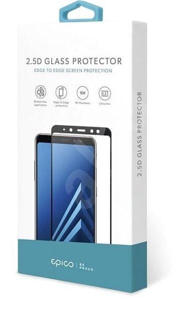 EPICO 2,5D GLASS Nokia 4.2 - černá, 41112151300001