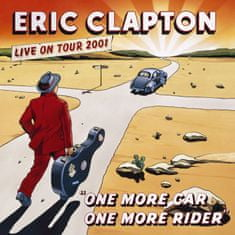 Clapton Eric: One More Car, One More Rider (3x LP) - LP