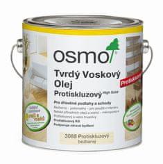 OSMO Tvrdý voskový olej protišmikový R9, Bezfarebný polomat, 0,75 l