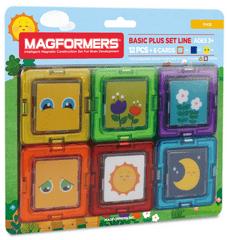 Magformers Slike obrazov