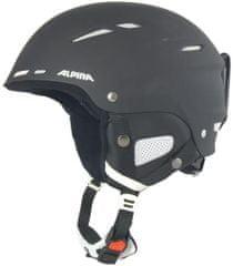 Alpina Sports kask narciarski Biom Black Matt 54-58