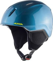 Alpina Sports Carat LX Blue/Neon/Yellow 48-52