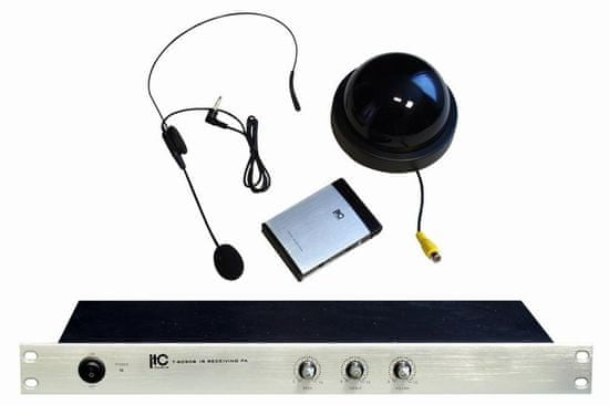 ITC IR bezdrátový mikrofonní systém