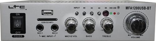 LTC AUDIO MFA-1200USB-BT-SI