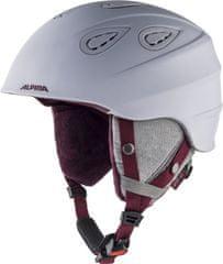 Alpina Sports kask narciarski Grap 2.0 Lilac Cassis 57-61