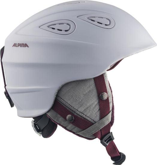 Alpina Sports kask narciarski Grap 2.0