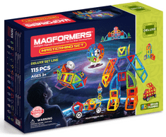 Magformers Mastermind 115