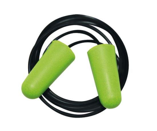 Ear Defender Špunty do uší ED Comfort Plug Corded s lankem SNR 34 dB , 250 párů