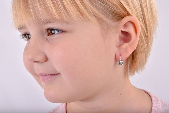 Cutie Jewellery Uhani za otroke C2201-10-2
