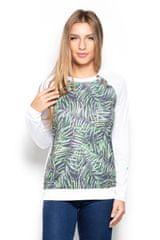Katrus Ženska bluza K405-19, večbarvna, XL