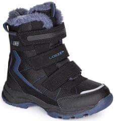 Loap fiú téli cipő Sneeky 26 kék/fekete