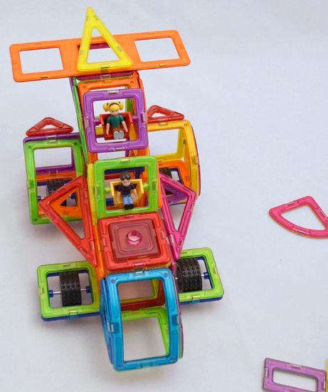 Magformers AERO Bugy ustvarjalna škatla