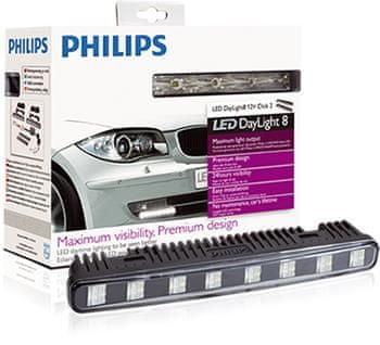 Philips Philips LED denní svícení DRL Strip 12824 WLED 12V click 2 - DRL8
