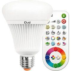 Müller Light LED žárovka 16W E27 s dálkovým ovládáním iDual