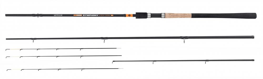 MIVARDI Rybářský prut Symphony Feeder 3,30 m 25- 75 g