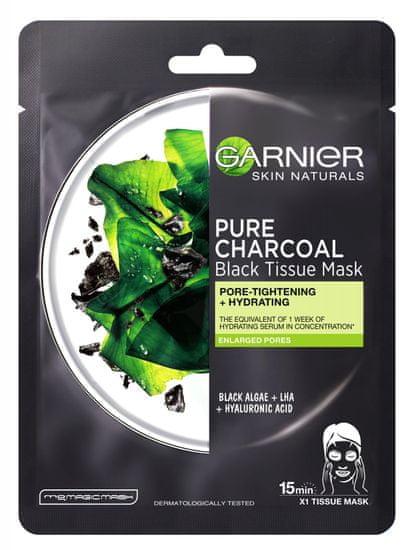 Garnier Skin Naturals Tissue Mask Black Tea 32g