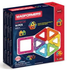 Magformers set za sestavljanje 14