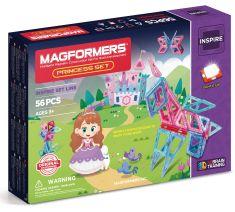 Magformers set za sestavljanje Princess