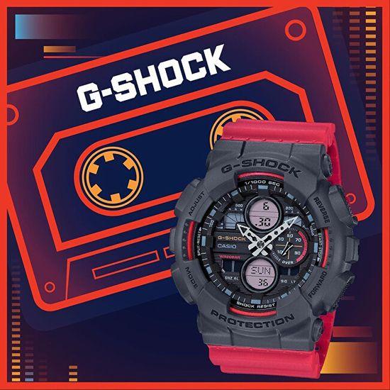 CASIO The G/G-Shock GA-140-4AER (411)