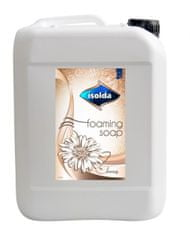Isolda ISOLDA pěnové mýdlo bílé LUXURY 5 l