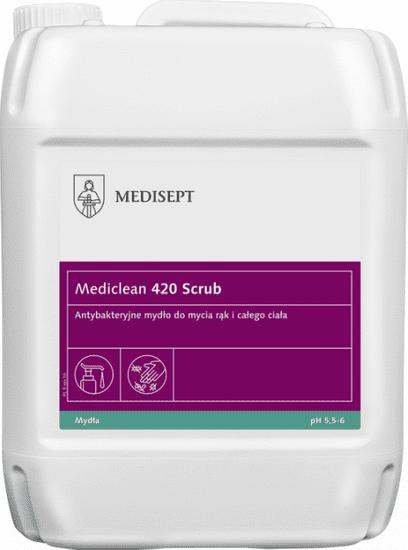 Mediclean Vanessa MC420 antibakteriální mýdlo - 5 l