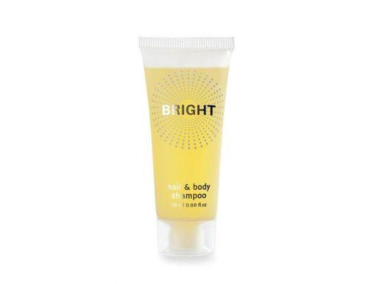 vybaveniprouklid.cz Bright hotelový vlasový a tělový gel - 25 ml
