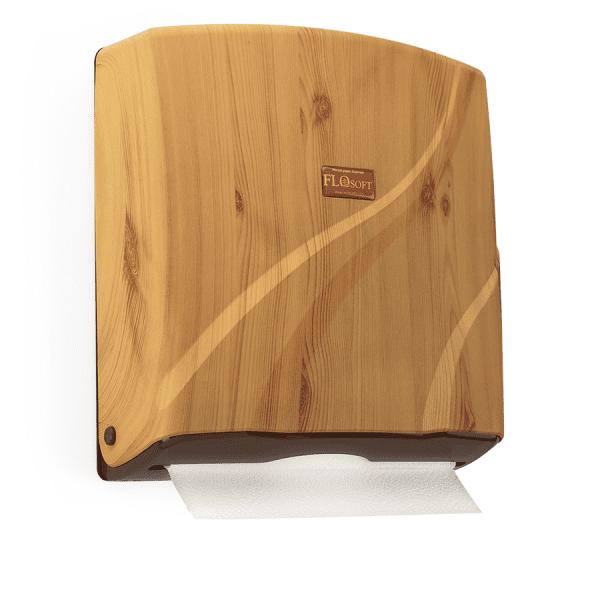 AllServices Zásobník na papírové ručníky ZZ - imitace dřevo