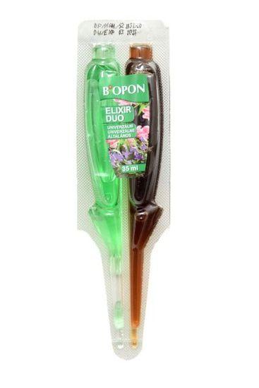 Biopon duo elixír okrasných rostlin 35 ml - univerzál