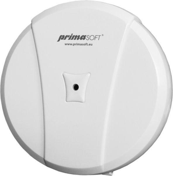AllServices Zásobník na toaletní papír se středovým odvíjením, bílý