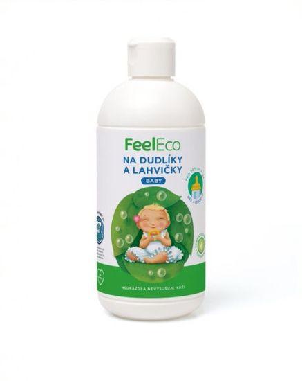 FeelEco prostředek na mytí dudlíků Baby 500ml