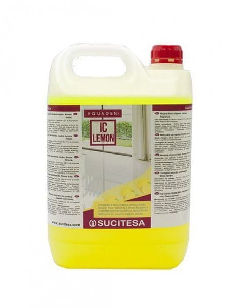 Sucitesa Aquagen IC Limon - prostředek na mytí podlah 5 l