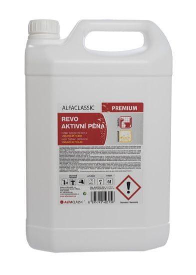 Alfaclassic REVO premium aktivní pěna 5 l