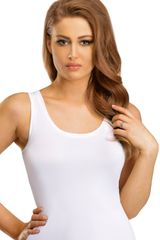 Dámská košilka Dita white, bílá, S