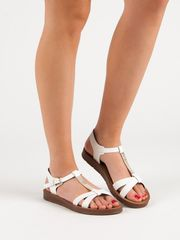 Ženski sandal 51723, bele, 36