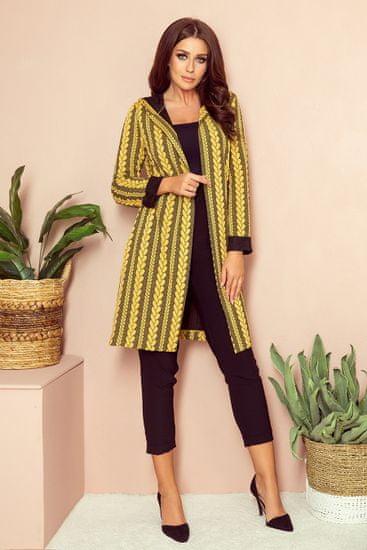 Numoco Női kabát 218-2 + Nőin zokni Gatta Calzino Strech