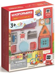 Magformers MINI robot a konyhában