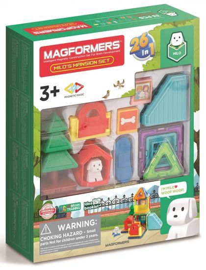 Magformers MINI Psíkove kráľovstvo