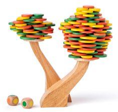 Woody Gra równowaga Strom