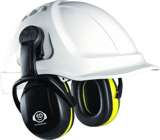 Ear Defender Dielektrické ochranné sluchátka ED 2C SNR 29 dB, upevnění na přilbu