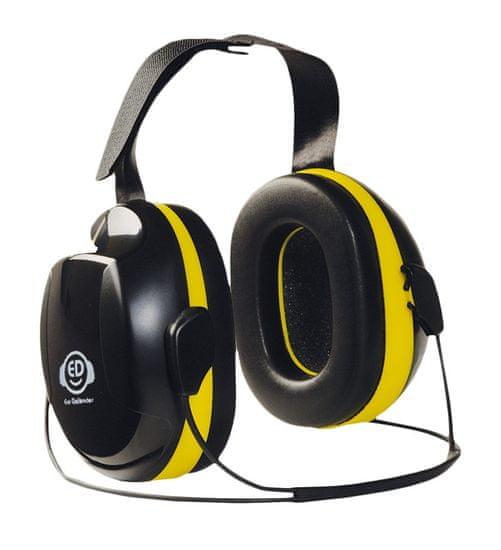 Ear Defender Dielektrické ochranné sluchátka ED 2N SNR 30 dB, nákrční oblouk